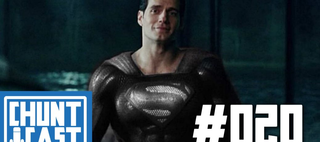 CHUNTCAST #20 – So… About Xbox? / Superman's Black Suit / War For Cybertron Netflix out THIS WEEK