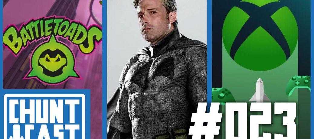 BATTLETOADS ROCKS! / BATFLECK RETURNS / DC FanDome – Chuntcast #23