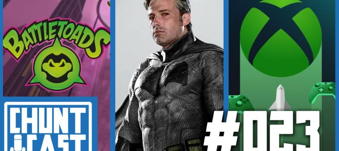 BATTLETOADS ROCKS! / BATFLECK RETURNS / DC FanDome – Chuntcast #23