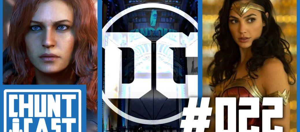 ISO RAMBLING! Avengers Beta / DC FanDome / DC Comics Shake Up – Chuntcast #22