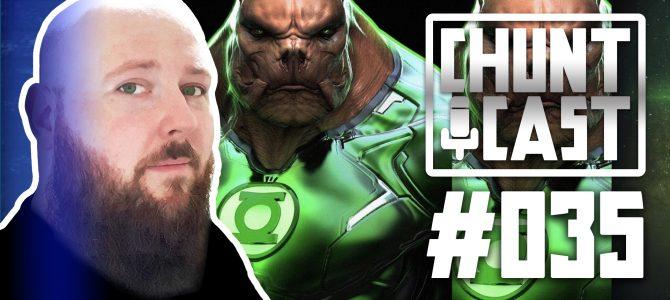 Jim Ryan is ruining PlayStation / John Stewart in Zack Snyder's Justice League!