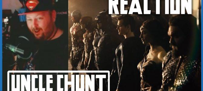 Zack Snyder's Justice League Teaser Trailer – DC FanDome